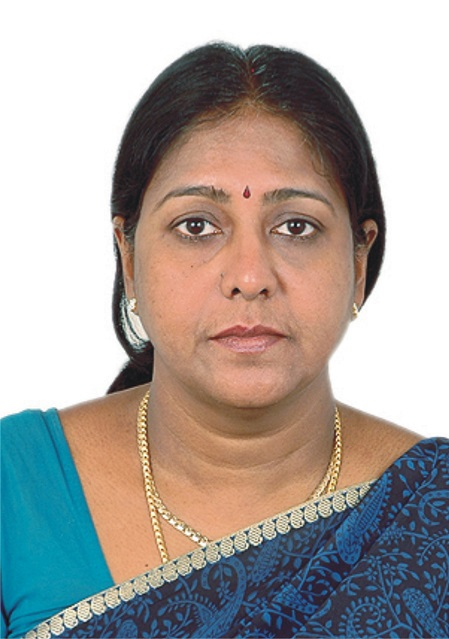 Dr. Mala Dharmalingam, Prof and HOD, MS Ramaiah Medical College & Hospital, Director, BEDRC