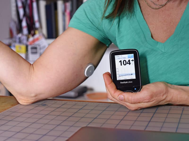 Blood Glucose Can Now Be Monitored At Home