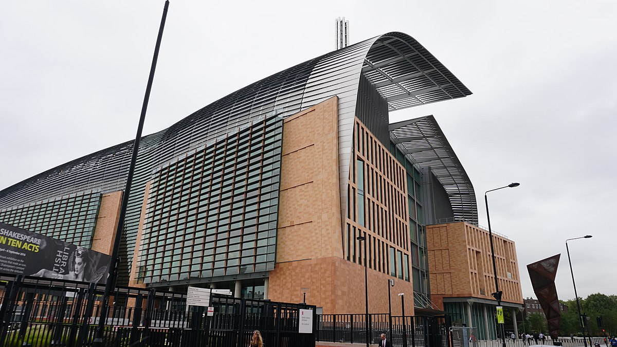 Francis Crick Institute | Image Credit: Wikimedia Commons