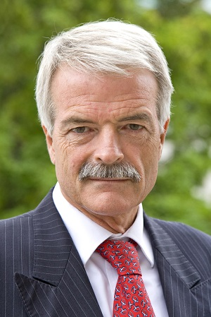Professor Sir Malcolm Grant CBE,  Chairman, National Health Service (NHS), England