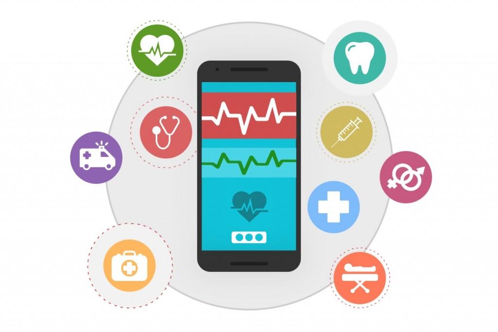 improving health care through smartphones and apps People can use technology to self-educate and improve access to low-intensity mental health services by providing chat rooms, blogs and information about mental health conditions.